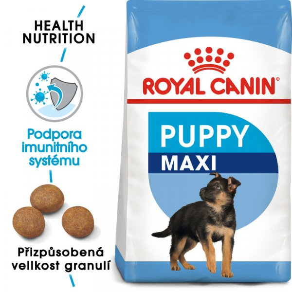 royal canin maxi puppy 15kg. Black Bedroom Furniture Sets. Home Design Ideas