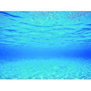 Juwel Tapeta modrá L 100x50 cm 100cm
