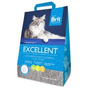 Podestýlka Brit Fresh for Cats Excell. Ultra Bentonite 5kg