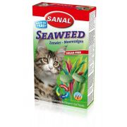 Sanal kočka Seaweed s mořskou řasou a vit.. 60g/100tbl