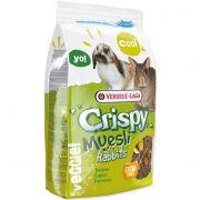 Krmivo VERSELE-LAGA Crispy Müsli pro králíky 1kg