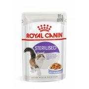 Sterilised Jelly kapsička pro kastrované kočky v želé 0.085 kg