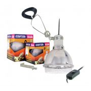 Arcadia Clamp lamp pro Halogen Basking Spot