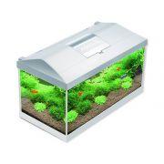 Akvárium set AQUAEL LEDDY PLUS LED 40 bílé 25l