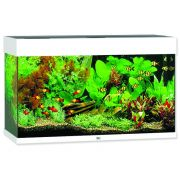 Akvárium set JUWEL Rio LED 125 bílé 125l