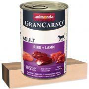 GRANCARNO Adult - hovězí, jehněčí 400g