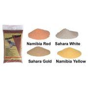 """Sahara White"" Desert Sand bílý 25 kg"